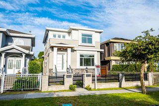 Photo 1: 5516 LANARK Street in Vancouver: Knight House for sale (Vancouver East)  : MLS®# R2463121