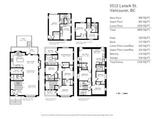 Photo 32: 5516 LANARK Street in Vancouver: Knight House for sale (Vancouver East)  : MLS®# R2463121