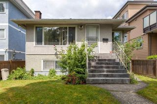 Main Photo: 445 E 44TH Avenue in Vancouver: Fraser VE House for sale (Vancouver East)  : MLS®# R2476875