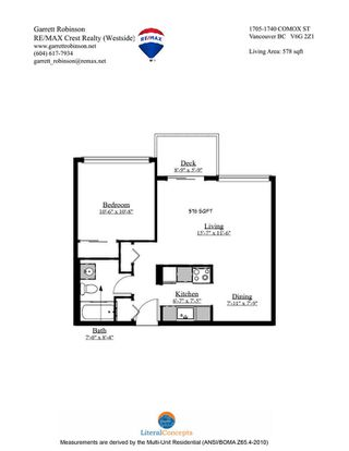"""Photo 34: 1705 1740 COMOX Street in Vancouver: West End VW Condo for sale in """"The Sandpiper"""" (Vancouver West)  : MLS®# R2479150"""