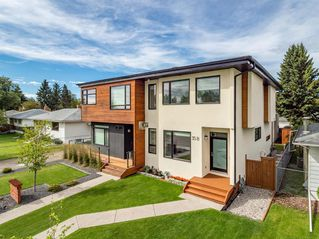 Photo 2: 35B MONCTON Road NE in Calgary: Winston Heights/Mountview Semi Detached for sale : MLS®# A1024659