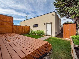 Photo 36: 35B MONCTON Road NE in Calgary: Winston Heights/Mountview Semi Detached for sale : MLS®# A1024659