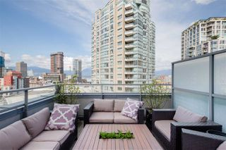 "Photo 21: 1606 58 KEEFER Place in Vancouver: Downtown VW Condo for sale in ""FIRENZE"" (Vancouver West)  : MLS®# R2496452"