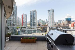 "Photo 24: 1606 58 KEEFER Place in Vancouver: Downtown VW Condo for sale in ""FIRENZE"" (Vancouver West)  : MLS®# R2496452"
