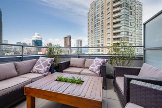 "Photo 22: 1606 58 KEEFER Place in Vancouver: Downtown VW Condo for sale in ""FIRENZE"" (Vancouver West)  : MLS®# R2496452"