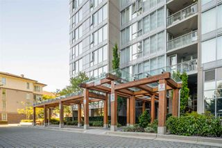 "Photo 1: 1201 660 NOOTKA Way in Port Moody: Port Moody Centre Condo for sale in ""Nahanni"" : MLS®# R2497996"