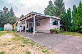 Photo 1: 2241 CRYSTAL Court in Abbotsford: Poplar Manufactured Home for sale : MLS®# R2501643