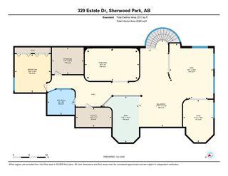 Photo 50: 329 ESTATE Drive: Sherwood Park House for sale : MLS®# E4218815