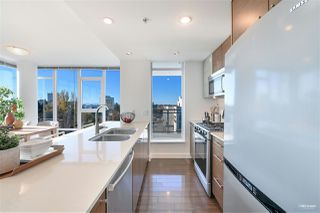 """Photo 9: 806 7371 WESTMINSTER Highway in Richmond: Brighouse Condo for sale in """"LOTUS"""" : MLS®# R2517041"""