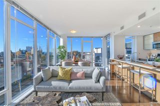 """Photo 1: 806 7371 WESTMINSTER Highway in Richmond: Brighouse Condo for sale in """"LOTUS"""" : MLS®# R2517041"""