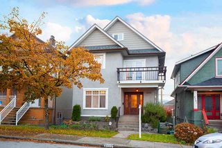 Main Photo: 2773 DUNDAS STREET in Vancouver: Hastings Sunrise House for sale (Vancouver East)  : MLS®# R2517473