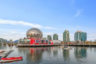 """Photo 24: 1401 1661 ONTARIO Street in Vancouver: False Creek Condo for sale in """"Millennium Water"""" (Vancouver West)  : MLS®# R2521704"""