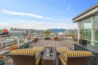 """Photo 20: 1401 1661 ONTARIO Street in Vancouver: False Creek Condo for sale in """"Millennium Water"""" (Vancouver West)  : MLS®# R2521704"""
