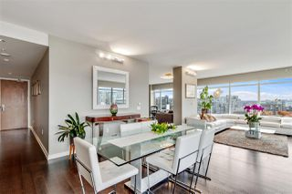"""Photo 6: 1401 1661 ONTARIO Street in Vancouver: False Creek Condo for sale in """"Millennium Water"""" (Vancouver West)  : MLS®# R2521704"""