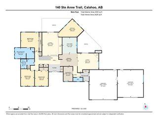 Photo 43: 140 Lac Ste. Anne Trail: Rural Sturgeon County House for sale : MLS®# E4224197