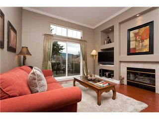 """Photo 1: 3 3405 PLATEAU Boulevard in Coquitlam: Westwood Plateau Townhouse for sale in """"PINNACLE RIDGE"""" : MLS®# V932727"""