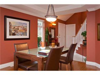 """Photo 2: 3 3405 PLATEAU Boulevard in Coquitlam: Westwood Plateau Townhouse for sale in """"PINNACLE RIDGE"""" : MLS®# V932727"""