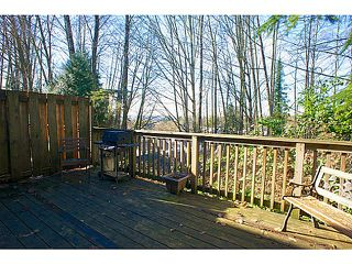 """Photo 4: 865 OLD LILLOOET Road in North Vancouver: Lynnmour Townhouse for sale in """"LYNNMOUR VILLAGE"""" : MLS®# V991952"""