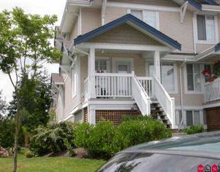 """Main Photo: 10 6533 121ST ST in Surrey: West Newton Townhouse for sale in """"Stonebriar"""" : MLS®# F2513970"""