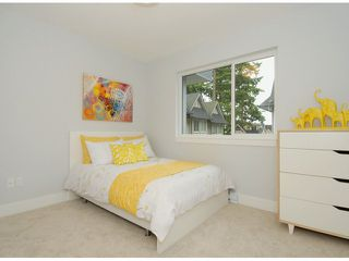 "Photo 10: # 1 1466 EVERALL ST: White Rock Townhouse for sale in ""THE FIVE"" (South Surrey White Rock)  : MLS®# F1313640"