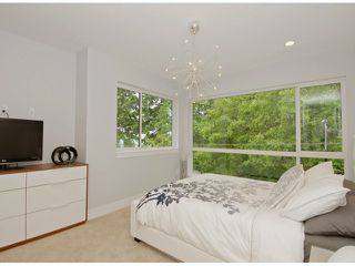 "Photo 8: # 1 1466 EVERALL ST: White Rock Townhouse for sale in ""THE FIVE"" (South Surrey White Rock)  : MLS®# F1313640"