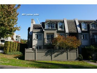 """Photo 1: 91 211 BEGIN Street in Coquitlam: Maillardville Condo for sale in """"Place Fountainebleau"""" : MLS®# V1023931"""