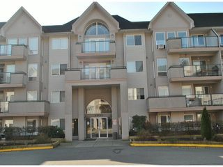 Main Photo: 411 33728 King Road in Abbotsford: Condo for sale