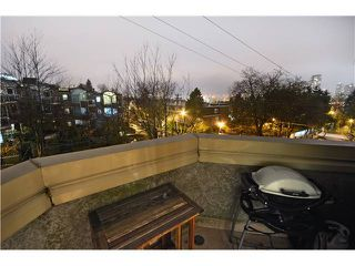 Photo 9: # 46 870 W 7TH AV in Vancouver: Fairview VW Condo for sale (Vancouver West)  : MLS®# V1041040