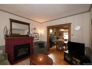 Photo 5: 508 Craig Street in WINNIPEG: West End / Wolseley Residential for sale (West Winnipeg)  : MLS®# 1420307