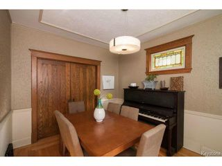 Photo 6: 508 Craig Street in WINNIPEG: West End / Wolseley Residential for sale (West Winnipeg)  : MLS®# 1420307