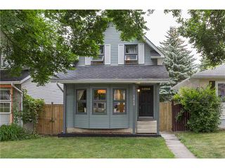 Photo 1: 1440 43 Street SW in CALGARY: Rosscarrock Residential Detached Single Family for sale (Calgary)  : MLS®# C3632156