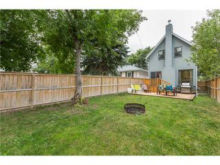 Photo 19: 1440 43 Street SW in CALGARY: Rosscarrock Residential Detached Single Family for sale (Calgary)  : MLS®# C3632156