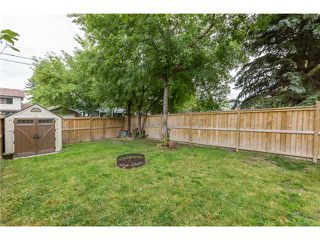 Photo 20: 1440 43 Street SW in CALGARY: Rosscarrock Residential Detached Single Family for sale (Calgary)  : MLS®# C3632156