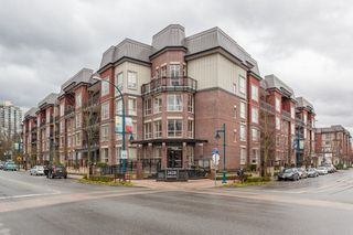 Photo 1: 318 2628 MAPLE STREET in Port Coquitlam: Central Pt Coquitlam Condo for sale : MLS®# R2157652
