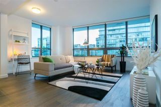Main Photo: 804 1688 PULLMAN PORTER STREET in Vancouver: False Creek Condo for sale (Vancouver West)  : MLS®# R2294358