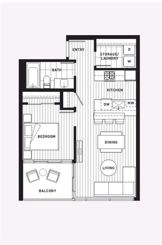 """Photo 9: 2701 4670 ASSEMBLY Way in Burnaby: Metrotown Condo for sale in """"STATION SQAURE"""" (Burnaby South)  : MLS®# R2401806"""