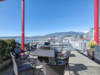 "Photo 15: 708 199 VICTORY SHIP Way in North Vancouver: Lower Lonsdale Condo for sale in ""TROPHY @ THE PIER"" : MLS®# R2445451"