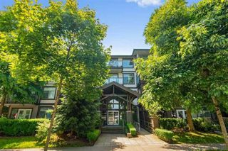 """Photo 1: # 412 15388 101 Avenue in Surrey: Guildford Condo for sale in """"Ascada"""" (North Surrey)  : MLS®# R2509512"""