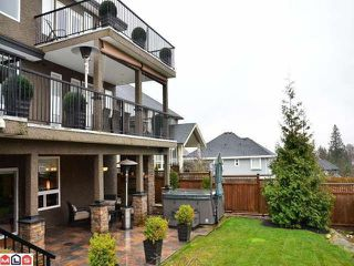 "Photo 10: 5875 163B Street in Surrey: Cloverdale BC House for sale in ""HYLAND ESTATES"" (Cloverdale)  : MLS®# F1205266"