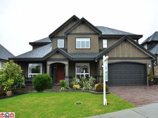 "Photo 1: 5875 163B Street in Surrey: Cloverdale BC House for sale in ""HYLAND ESTATES"" (Cloverdale)  : MLS®# F1205266"