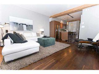 "Photo 2: 209 1275 HAMILTON Street in Vancouver: Yaletown Condo for sale in ""THE ALDA"" (Vancouver West)  : MLS®# V941280"