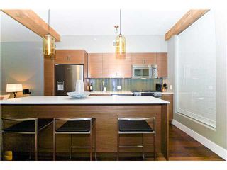 "Photo 4: 209 1275 HAMILTON Street in Vancouver: Yaletown Condo for sale in ""THE ALDA"" (Vancouver West)  : MLS®# V941280"