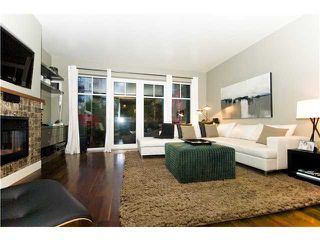 "Photo 1: 209 1275 HAMILTON Street in Vancouver: Yaletown Condo for sale in ""THE ALDA"" (Vancouver West)  : MLS®# V941280"