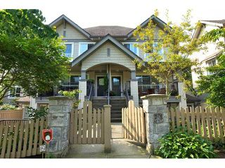 Photo 1: Townhouse for sale in North Vancouver