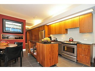 """Photo 8: 702 33 W PENDER Street in Vancouver: Downtown VW Condo for sale in """"33 Pender"""" (Vancouver West)  : MLS®# V987080"""