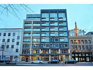 """Photo 1: 702 33 W PENDER Street in Vancouver: Downtown VW Condo for sale in """"33 Pender"""" (Vancouver West)  : MLS®# V987080"""