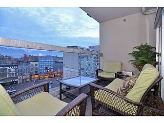 """Photo 9: 702 33 W PENDER Street in Vancouver: Downtown VW Condo for sale in """"33 Pender"""" (Vancouver West)  : MLS®# V987080"""