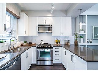 """Photo 3: 1829 CHARLES Drive in Vancouver: Grandview VE Townhouse for sale in """"THE JEFFS RESIDENCES"""" (Vancouver East)  : MLS®# V989621"""