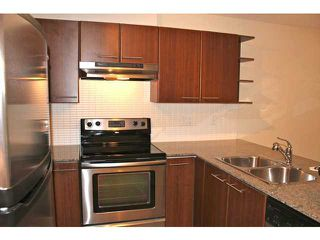 """Photo 2: 114 4728 BRENTWOOD Drive in Burnaby: Brentwood Park Condo for sale in """"VARLEY"""" (Burnaby North)  : MLS®# V995826"""