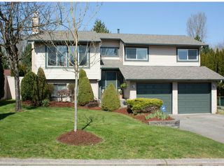 Photo 1: 32975 ASPEN Avenue in Abbotsford: Central Abbotsford House for sale : MLS®# F1307513